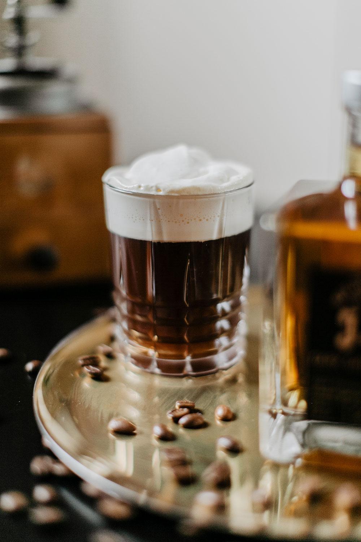 irish coffee whiskey österreich