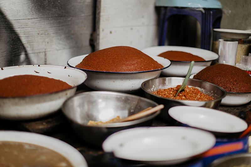 curry zutaten markt bangkok blue elephant